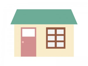 ゴミ屋敷用の家画像
